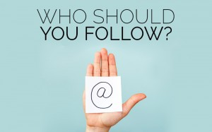 who should you follow
